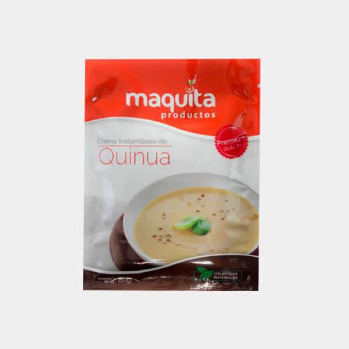 Crema de Quinua